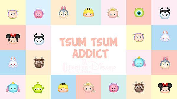 Wallpaper Tsum Tsum