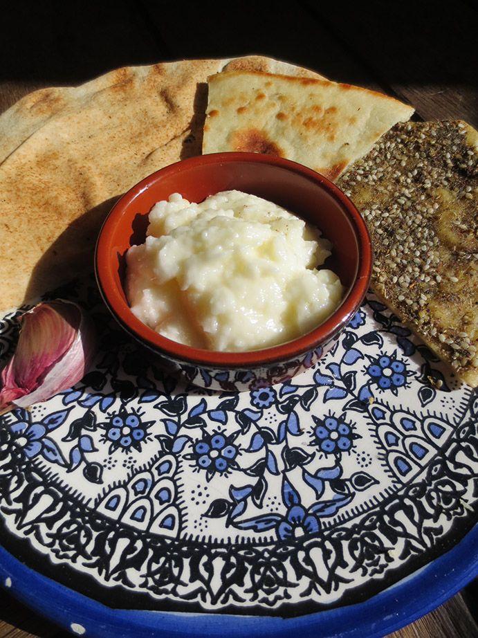 Crème d'Ail (Toum Libanais)