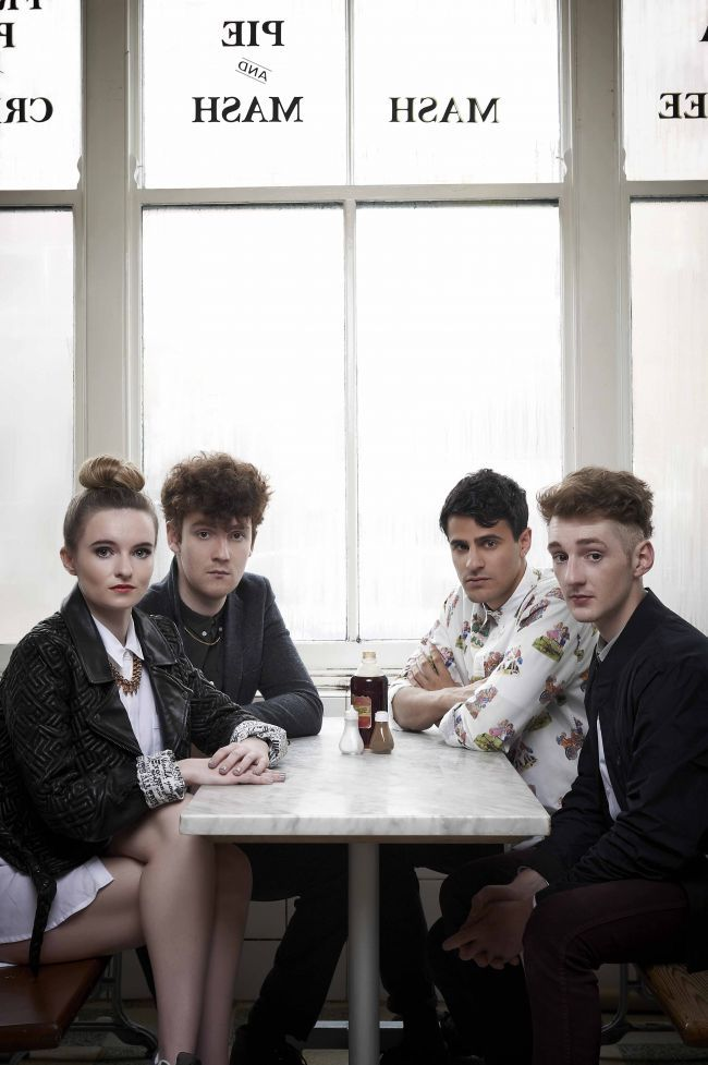Clean Bandit a British electronic group, founded in Cambridge, England, 2009.