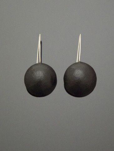 LUPUS Black Earrings http://www.vonmimi.com/collections/earrings/products/lupus-black-earrings-e20003?utm_source=Pinterest&utm_medium=Social&utm_campaign=Earrings
