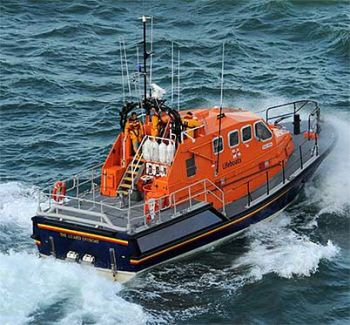 Lizard lifeboat Rose - Tamar class