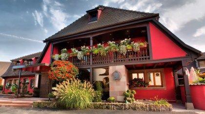 Auberge au Boeuf - Restaurant 1 étoile MICHELIN 67770 Sessenheim