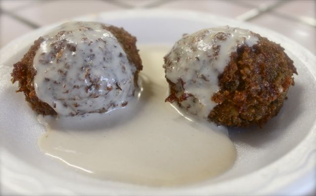 A Sandwich a Day: Lamb Gyro at Hungry Pocket Falafel House | Serious Eats