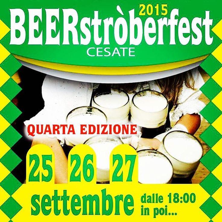 Birra#cesate#artigianale#oktoberfest #musica #live #stinco #wurstel #brezel #festa #germania #costume #strudel#sacker #boccale #crauti #dj #milanodavedere #expo2015milano by anice67