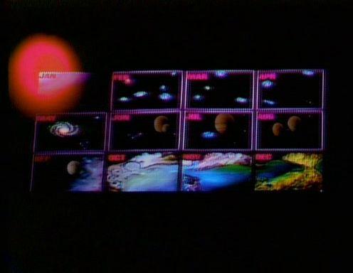 O Calendário Cósmico de Carl em 1980.