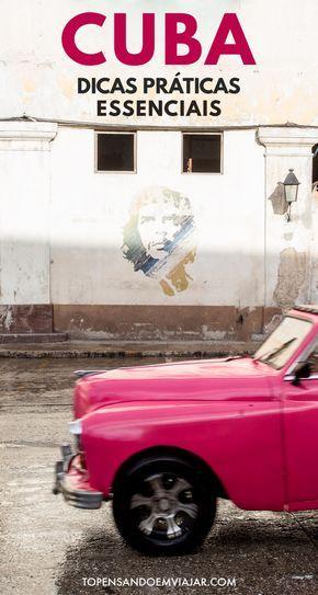 Planejando uma viagem para Cuba?! Confira dicas e informações fresquinhas, sobre visto, transporte, hospedagem, segurança, roteiro e muito mais. Havana, Viñales, Trinidad, Cienfuegos e Varadero. Tudo o que você precisa saber para fazer uma viagem perfeita para esse país incrível!