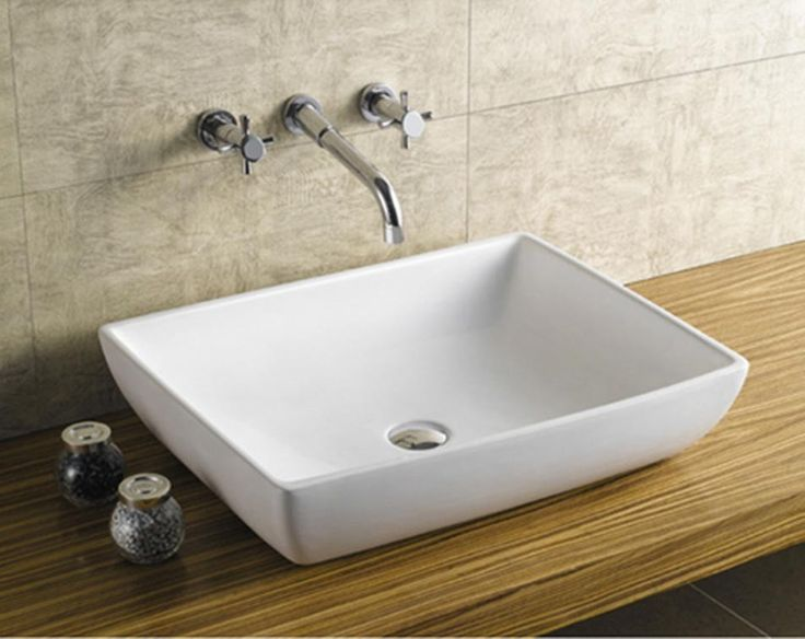 Countertop Basin on Pinterest Modern bathrooms, Bathroom countertop ...