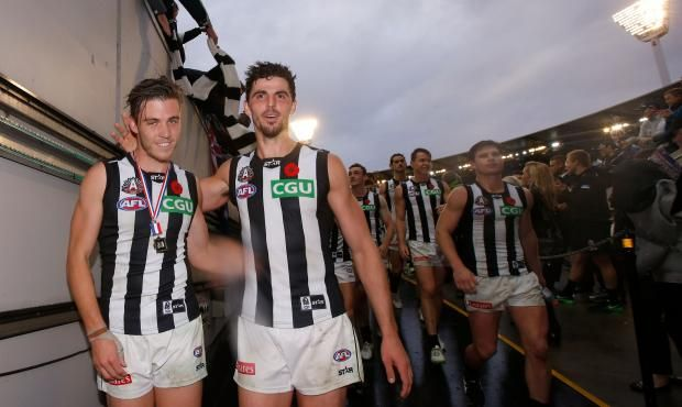 """""""He's got all the talent in the world': Magpie sows Seeds for an exciting career - AFL.com.au"""