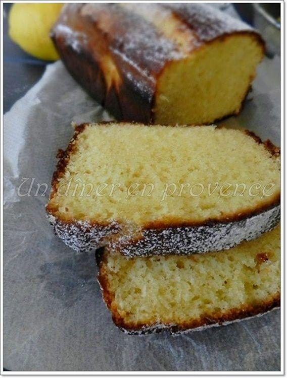 Cake au citron & noix de coco au lait concentré