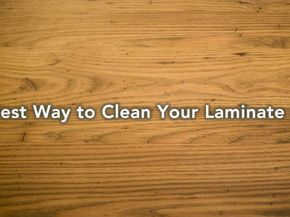 best 25 laminate floor cleaning ideas on pinterest diy laminate floor cleaning laminate. Black Bedroom Furniture Sets. Home Design Ideas