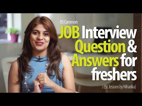 Job Interview Question U0026 Answers For Freshers   My Videos Update