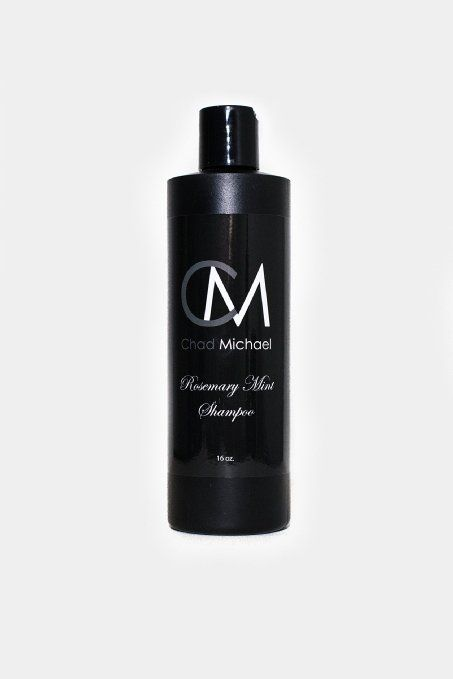 Chad Michael Professional Rosemary Mint Luxury Shampoo