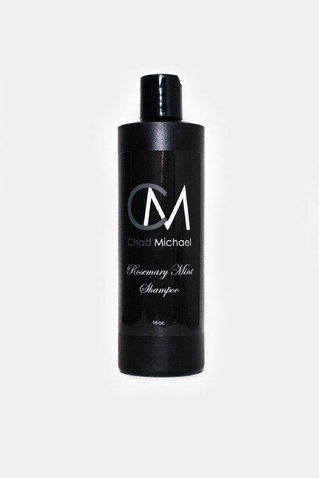 Chad Michael Professional Rosemary Mint Luxury Shampoo