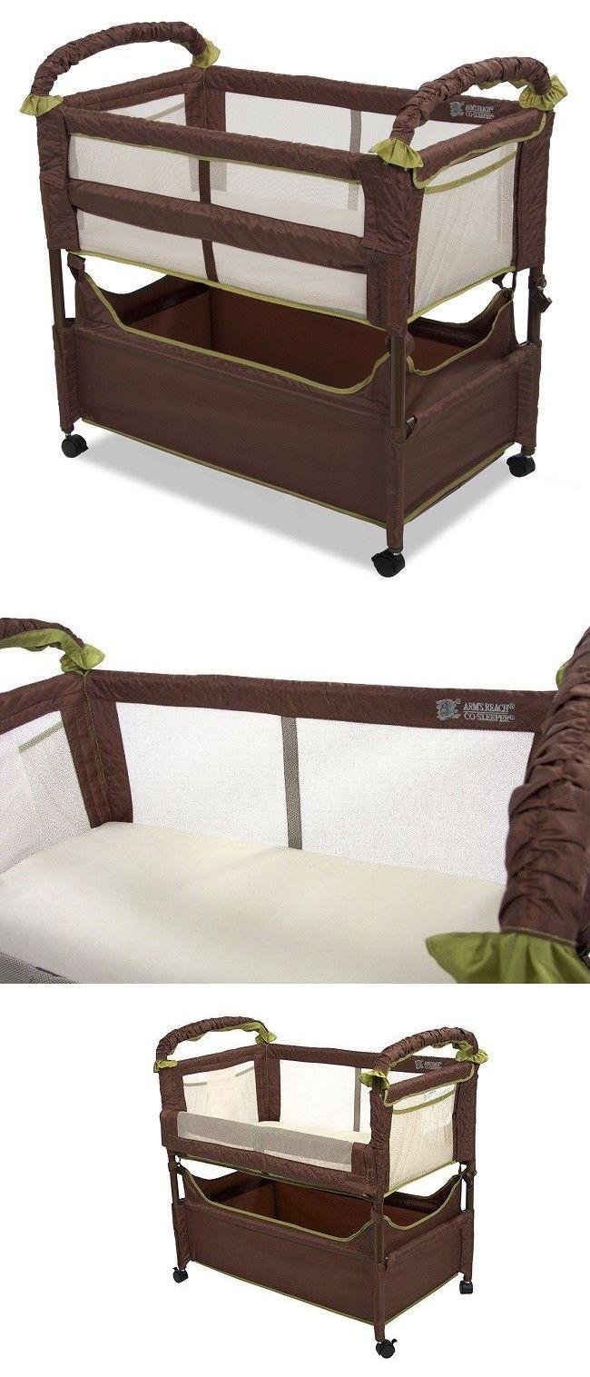 Baby Co-Sleepers 121152: Baby Bassinet Sleeper Cosleeper Newborn Infant Bed Crib Bedside Wheels Portable -> BUY IT NOW ONLY: $189.99 on eBay!