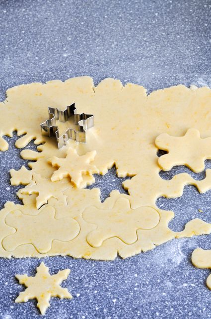 Ich habe euch fünf Tipps und Tricks zur Herstellung und Verarbeitung von buttrig zartem Mürbeteig zusammengestellt.