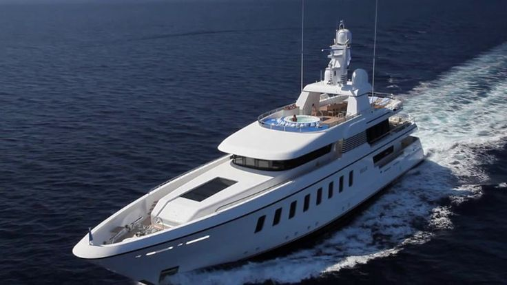 Top Ten Yachts- Feadship Helix