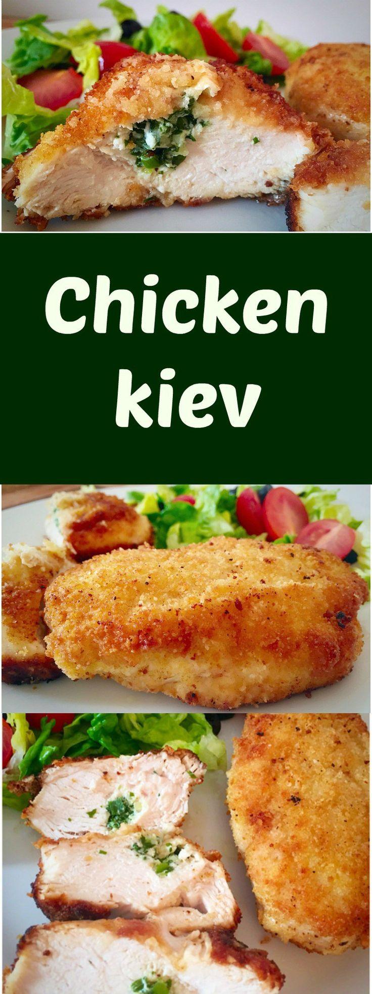 17 Best ideas about Chicken Kiev Recipe on Pinterest ...