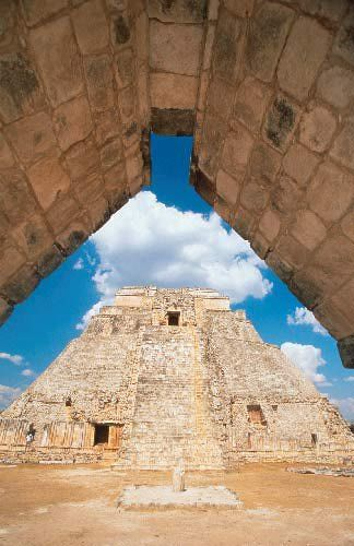 Maya Civilization and Culture Uxmal