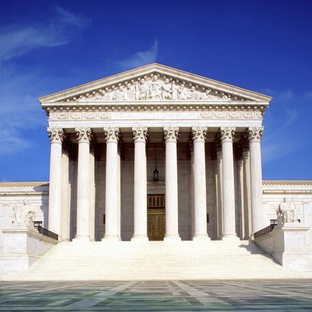 """Is Neoclassical Architecture really NEW?: Ancient Greece? No, it's the US Supreme Court Building built in the early 20th century. <a href=""""http://0.tqn.com/d/architecture/1/0/D/a/1/supremect-144064636-lg.jpg"""">See a larger view</a>."""