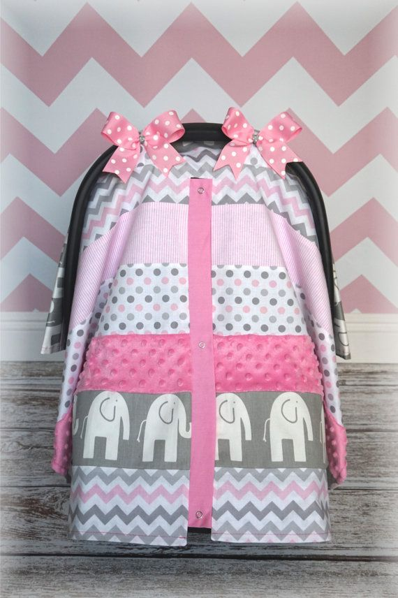 new minky carseat canopy car seat cover by jaydenandolivia on etsy bebis pinterest bebis. Black Bedroom Furniture Sets. Home Design Ideas