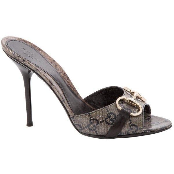 Pre-owned - Cloth sandals Gucci hkzuVCWK2