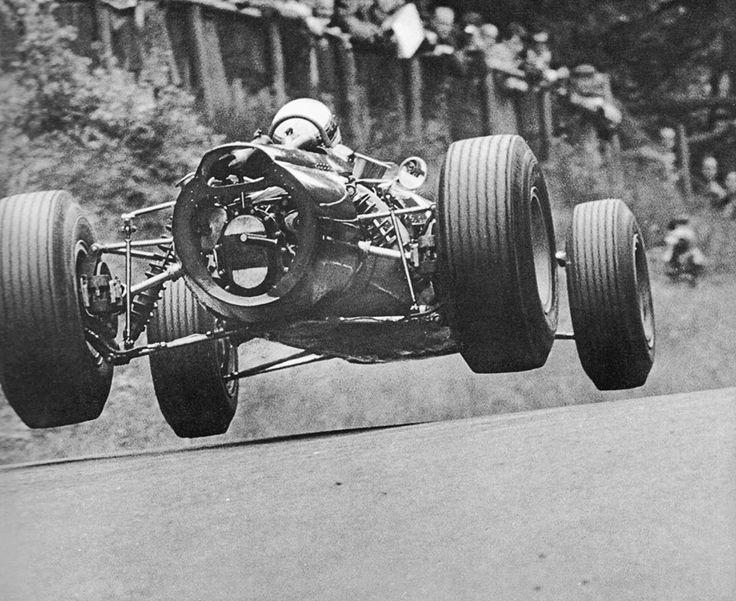 Jackie Stewart - Nürburgring