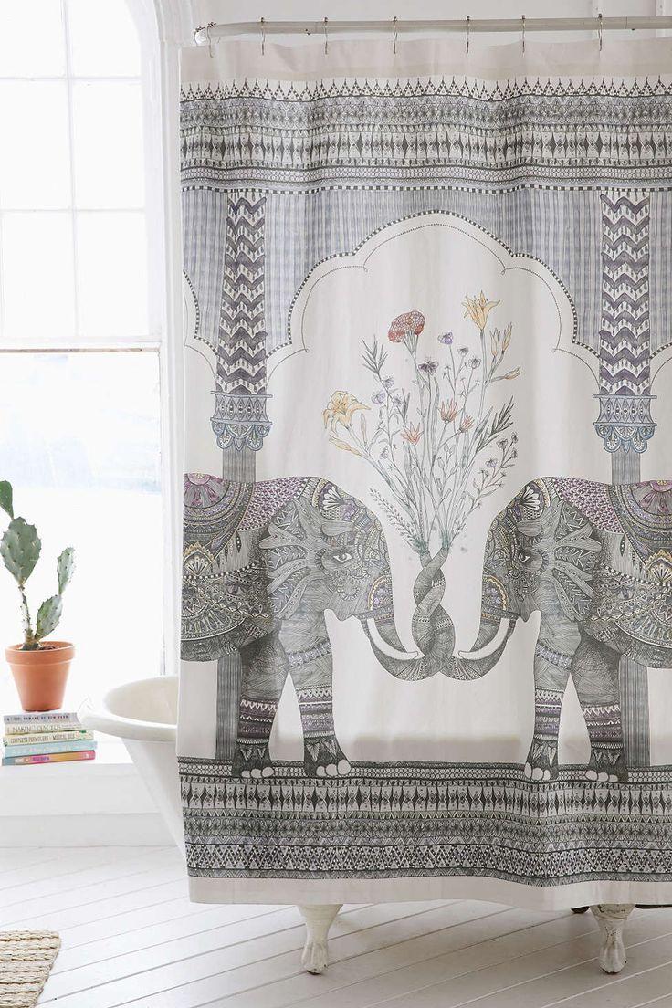 Salle De Bain Shower Curtain ~ salle de bain shower curtain 18 bathroom curtain designs