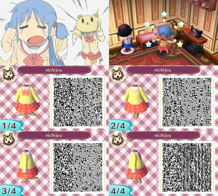Animal crossing nichijou and cosplay dress on pinterest