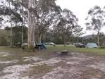 Mt. Werong Campground. Free. Suitable for groups. Blue Mountains.