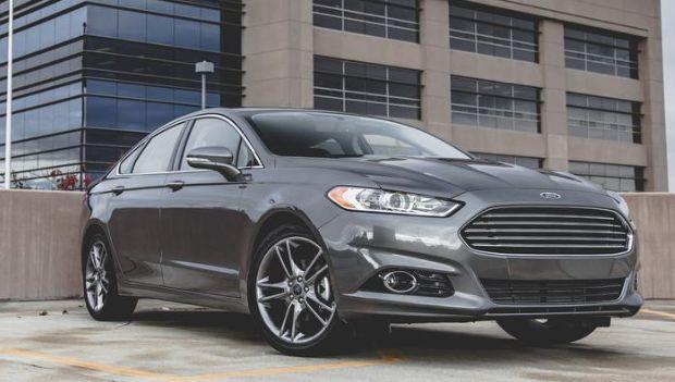 2015 Ford Fusion Hybrid Titanium Review