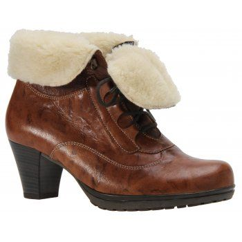 Every Gabor shoe, are made with quite incredible care and attention to detail.'Cosmic' is so typically Gabor. Styled to look stunning and feel comfortable with its superb supple leather uppers, wool lined and with a two-way collar. These elegant ankle boots are a stylish addition to your autumnal wardrobe. http://www.marshallshoes.co.uk/womens-c2/boots-c10/gabor-ladies-brown-ghillie-tie-ankle-boot-with-wool-lining-36-085-13-p2922
