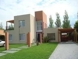 123 mejores im genes sobre fachadas de casas en pinterest for Casas minimalistas en argentina