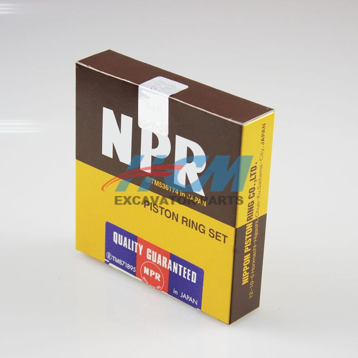 Engine: 4TNV94  Part Name: Piston Ring  Part No.: YDY10142AA