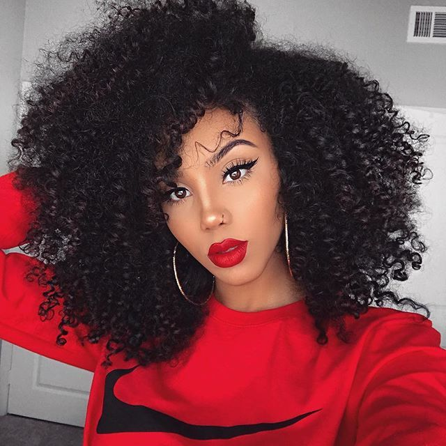 Superb 1000 Ideas About Curly Weave Hairstyles On Pinterest Weave Short Hairstyles Gunalazisus