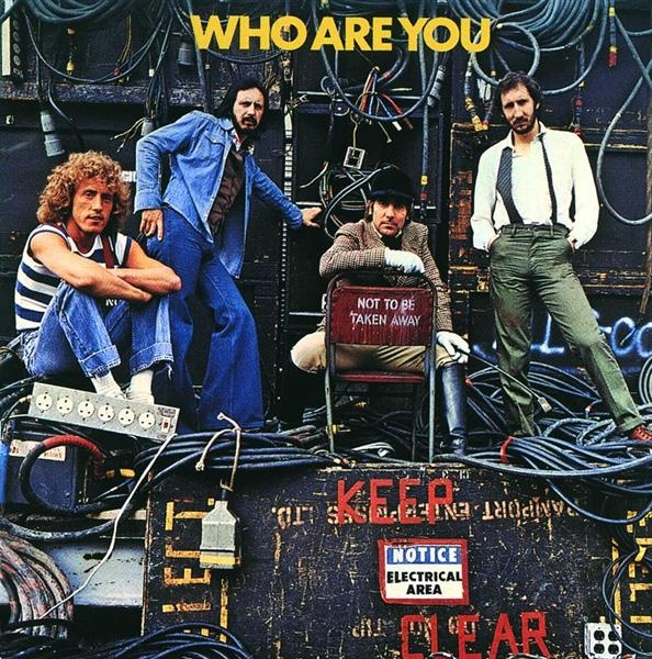 The Who - Who Are You. 1978
