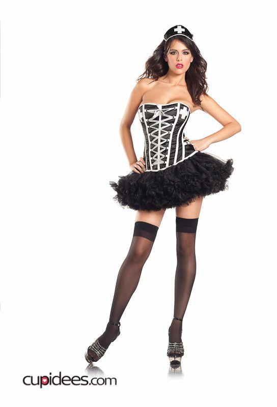 Wicked Sexy Nurse Costume - Cupidees.com