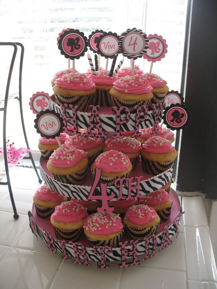 Barbie Birthday Party Printable Decor  by partypapercreations, $14.95
