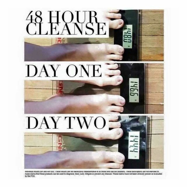 48 HOUR CLEANSE RESULTS♻️  the average person carries around 5-20 pounds of waste in their colon, my cleanse helps rid your body of excess waste & toxins helping to eliminate consistent bloat & shed a few pounds. What are you waiting for?!! ‼️‼️