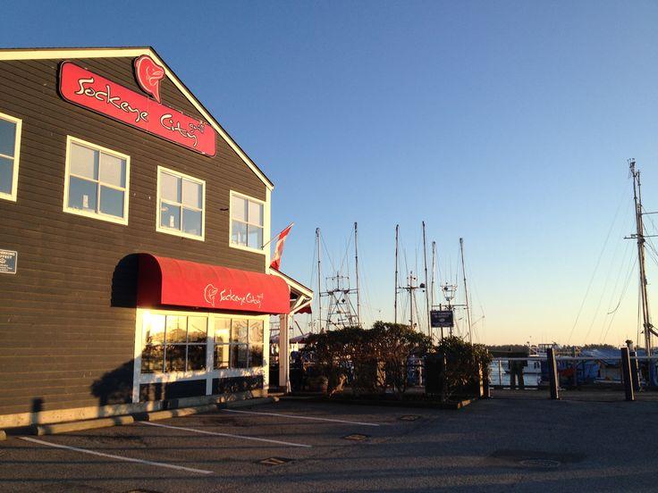 Sockeye City Grill, Steveston BC