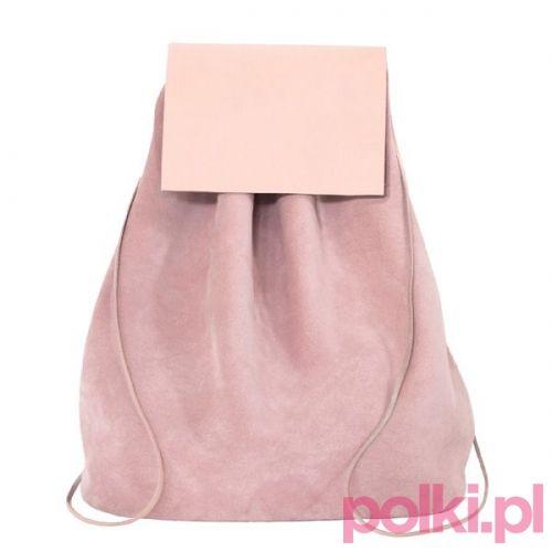 Różowy plecak MUM & Co. #polkipl