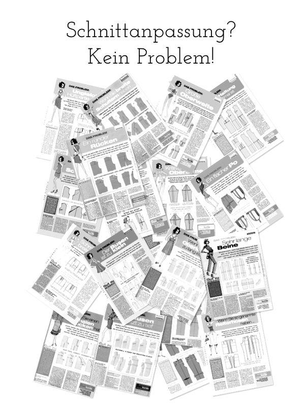 Schnittanpassung- (k)ein Problem!