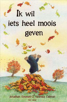 Geweldig boek om voor te lezen tijdens de herfst. Ook voor het thema vriendjes!