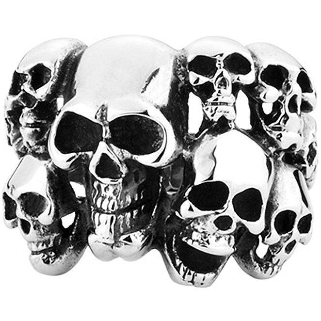 12 best Biker Rings images on Pinterest Biker rings Skull rings