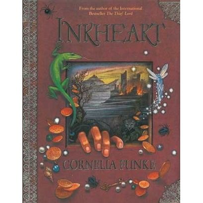inkheart book series review