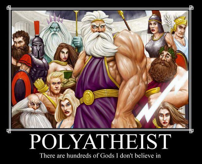 polyatheist