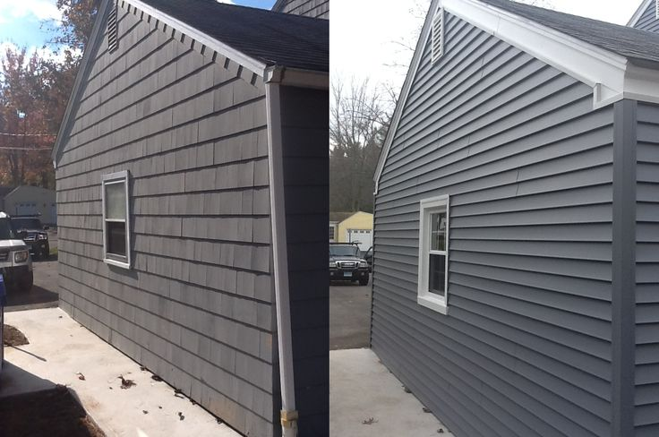 75 best images about gray vinyl siding on pinterest for Certainteed siding