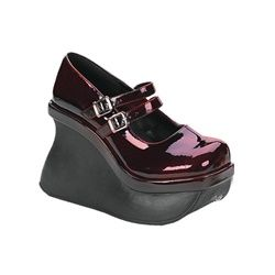 59 Womens Gothic Shoes! Deadly vixen womens gothic shoes
