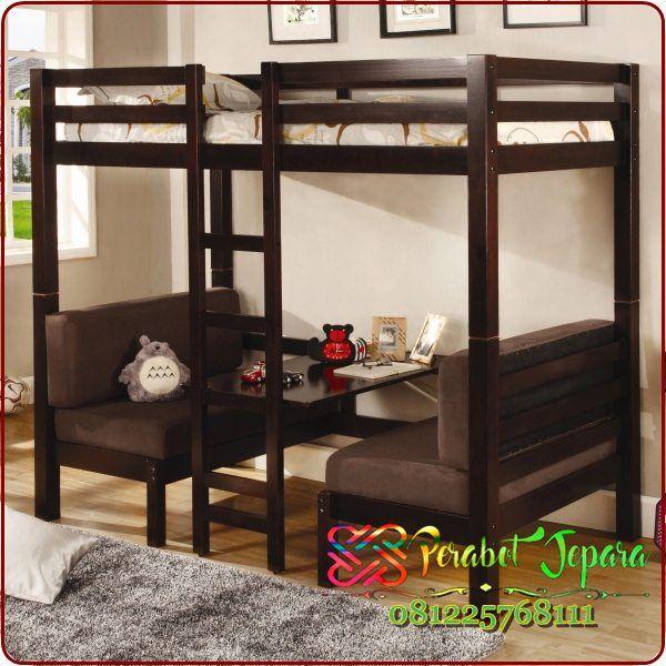 Harga Tempat Tidur Tingkat Susun Terbaru TTTS - 020