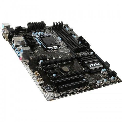 Placa de baza MSI H170A PC MATE, Socket 1151