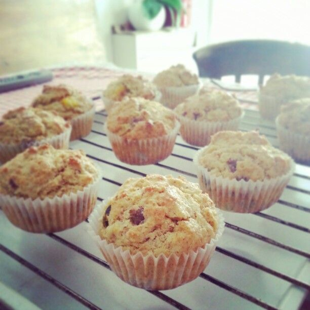 Peperoni and sausage savoury muffins